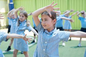 St Mary's Catholic Primary School Erskineville Cocurricular Performing Arts